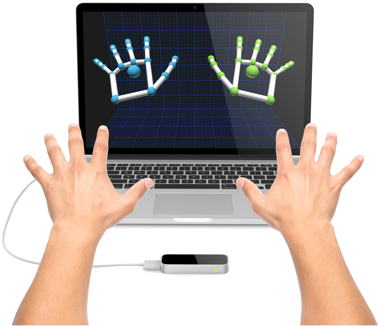 "<span style=""font-weight: bold;"">Leap Motion</span>"